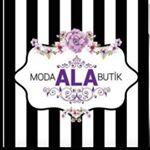 moda ala butik instagram profil görseli